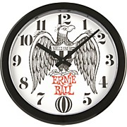 Ernie Ball Logo Wall Clock