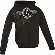 Gibson Logo Zip-up Hoodie