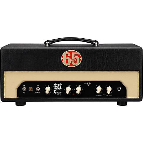 65amps London Pro 18W Tube Guitar Amp Head Black-thumbnail