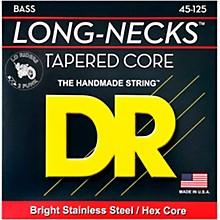 DR Strings Long Necks Taper Core Medium 5-String Bass Strings