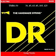 DR Strings Long Necks Taper Core Medium 6-String Bass Strings