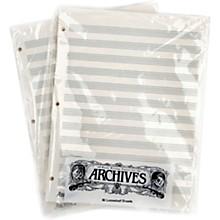 Archives Loose Leaf Manuscript Paper 12 Staves 50 Sheets