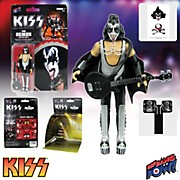KISS Love Gun The Demon 3 3/4-Inch Action Figure Series 1