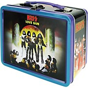 KISS Love Gun Tin Tote/Lunchbox