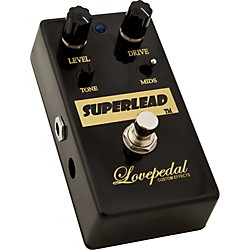 Lovepedal Superlead Distortion Guitar Effects Pedal (SUPERLEAD)