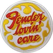 "Fender Lovin' Care Patch 3"""
