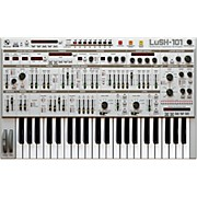 D16 Group LuSH-101 SH101 32 voice polyphonic emulation (VST/AU) Software Download