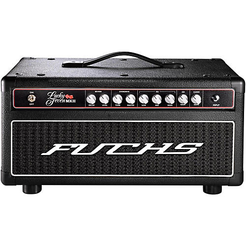 Fuchs Lucky 7W Tube Guitar Head-thumbnail