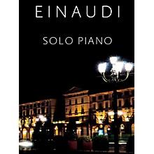 Music Sales Ludovico Einaudi Solo Piano - Hard Cover with Slip Case Package