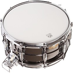 Ludwig Black Beauty Snare with Super-Sensitive Snares (LB418)