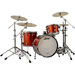Ludwig Classic Maple 3-Piece Shell Pack with 24 inch Bass Drum (L8343AX27WC Kit)