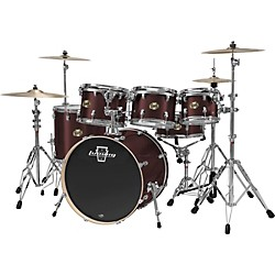 Ludwig Element 5-Piece Power Shell Pack With Free 10x8 Tom (LCE22RX4MF)