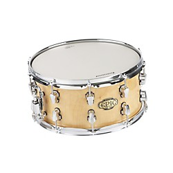 Ludwig Epic Brick Birch 20-Ply Snare Drum (USED004001 LCEP074SSNMF)