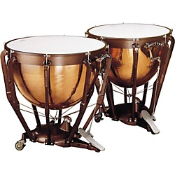 Ludwig LKP502KG Prof Hammered Copper Timp Set (KIT786330)