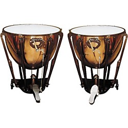 Ludwig LKS402PG Stand Polished Copper Timp Set (KIT786328)