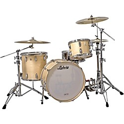"Ludwig Ludwig Classic Maple 3-Piece Shell Pack with 22"" Bass Drum (L8323AX0NWC Kit)"