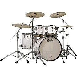 "Ludwig Ludwig Classic Maple 4-Piece Shell Pack with 22"" Bass Drum (L8424AX0P Kit)"