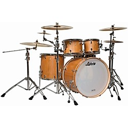 Ludwig Signet 105 Terabeat 4-Piece Shell Pack (LSS240XTK)