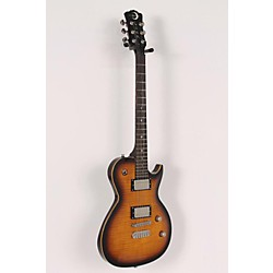 Luna Guitars Apollo Trans Finish Electric Guitar (USED005008 apl tbz)