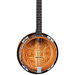 Luna Guitars Celtic 5-String Banjo (BGB CEL 5)
