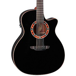 Luna Guitars Fauna Nox Acoustic-Electric Guitar (FAU NOX)