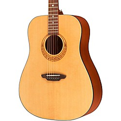 Luna Guitars Gypsy Muse Acoustic Guitar Package (GYP MUS PK)