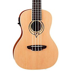 Luna Guitars Heartsong Acoustic-Electric Ukulele with USB output (UKE SONG)