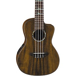 Luna Guitars High-Tide Koa Concert Ukulele (UKE HTC KOA)