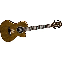 Luna Guitars High-Tide Ovangkol Tenor Ukulele (UKE HTT OVA)
