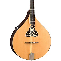 Luna Guitars Trinity Acoustic-Electric Bouzouki (BGBZ EL TRI)