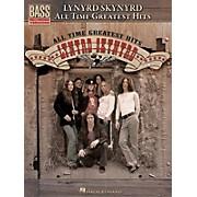 Hal Leonard Lynyrd Skynyrd - All Time Greatest Hits Bass Guitar Tab Songbook