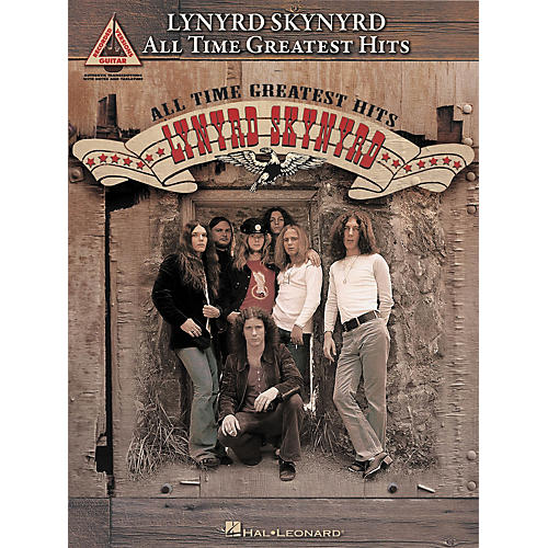 Hal Leonard Lynyrd Skynyrd - All Time Greatest Hits Guitar Tab Songbook-thumbnail