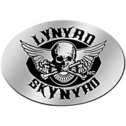 C&D Visionary Lynyrd Skynyrd Heavy Metal Sticker