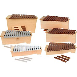 Lyons 6-piece Orff Instrument Set (KIT-499872)