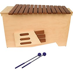 Lyons Diatonic Bass Xylophone with Mallets (KIT - 585526)