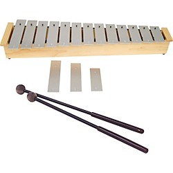 Lyons Wide Bar Diatonic Alto Glockenspiel with Mallets (KIT - 585533)