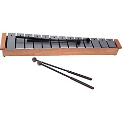 Lyons Wide Bar Diatonic Soprano Glockenspiel with Mallets (KIT - 585531)