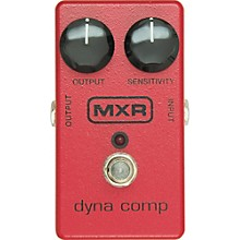 MXR M-102 Dyna Comp Compressor Pedal