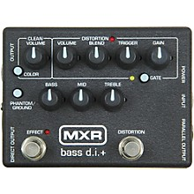 MXR M-80 Bass Direct Box with Distortion