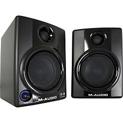 M-Audio AV 30 Compact Monitor Speakers (9900-65139-00)