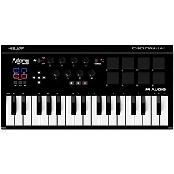 M-Audio Axiom AIR Mini 32 MIDI Controller (axiomairminix110)