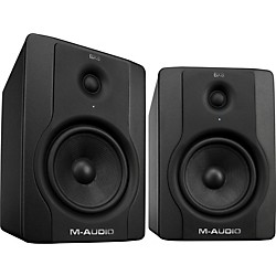M-Audio BX8 D2 Studio Monitors (9900-65175-00)