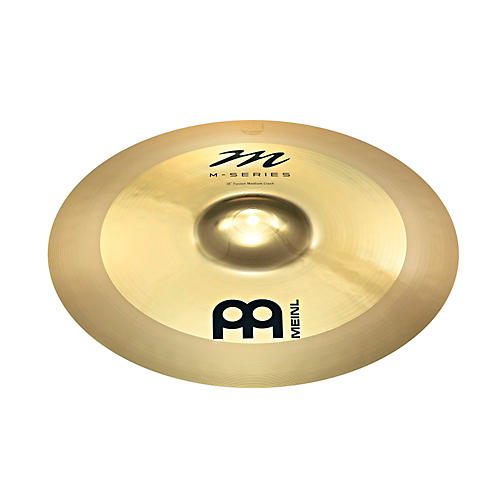 Meinl M-Series Fusion Medium Crash Cymbal 16 in.-thumbnail