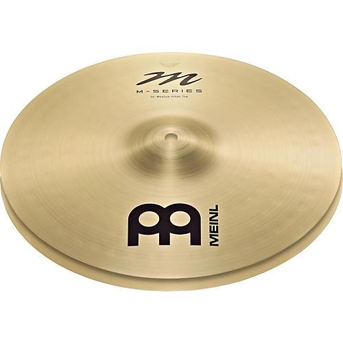 Meinl M-Series Medium Hi-Hat Cymbals-thumbnail