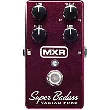 MXR M236 Super Badass Variac Fuzz Guitar Effects Pedal