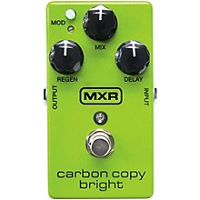 MXR M269SE Carbon Copy Bright Delay Guitar Pedal