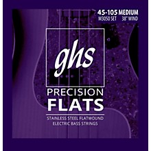 GHS M3050 Precision Flatwound Bass Strings Medium