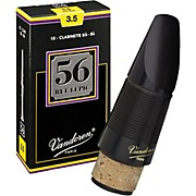 "Vandoren M30D ""D Concept"" German Clarinet Mouthpiece with Half-Off Rue Lepic Reeds"