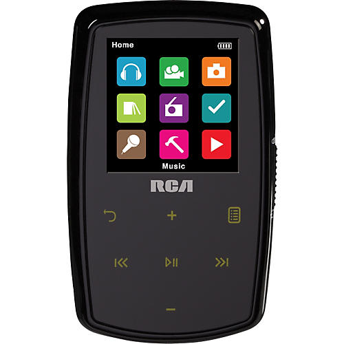 RCA M3904 4GB Digital MP3 Player with Video-thumbnail