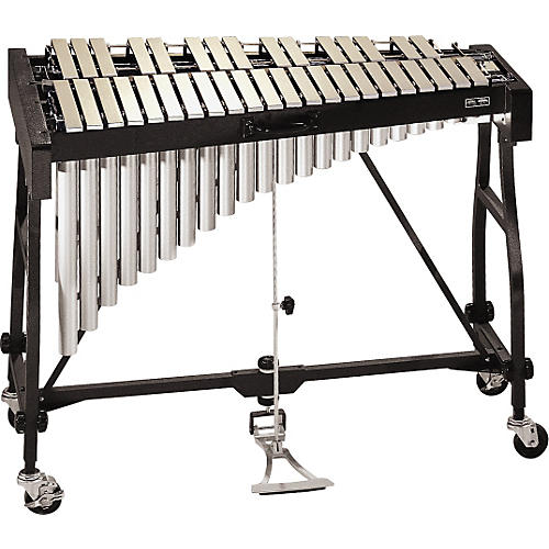Musser M44 / M7044 Combo 3 Octave Vibraphone With Concert Frame (M-44)-thumbnail